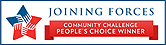 Joining Forces: Community Challenge People's Choice Winner